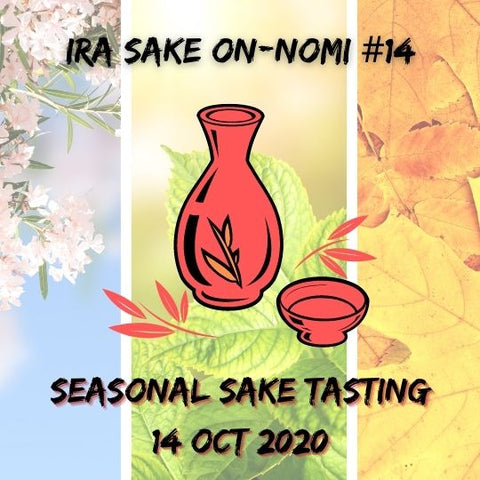 Seasonal Sake Onnomi