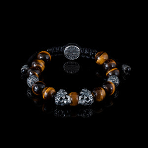 Браслет Noria Tiger Eye