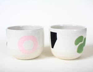 All purpose pots - bowls, hug mugs or planter pots - Jenni Oh Crafts