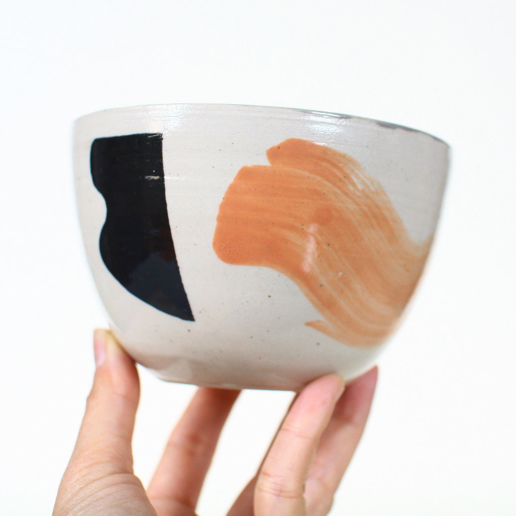 Small Hand-painted Bowl