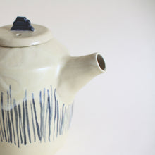 Load image into Gallery viewer, Eggshell Hand Painted Teapot - Jenni Oh Crafts