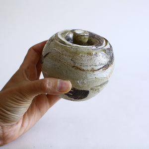 Small Ceramic Lidded Jar