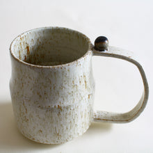 Load image into Gallery viewer, Large Speckled Mug with Extra Large Handle