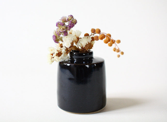 Mini Bud Vase in Oil - Jenni Oh Crafts