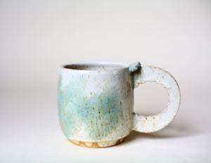Large Speckled Mug - Jenni Oh Crafts