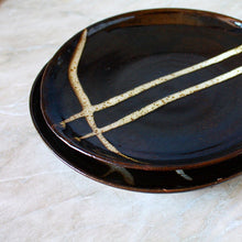 Load image into Gallery viewer, MADE TO ORDER: Oil Modern Plates - Jenni Oh Crafts