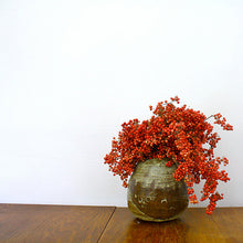 Load image into Gallery viewer, Organic Flower Vase in Earthy Tones - Jenni Oh Crafts