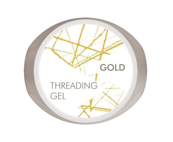 Bio Sculpture - Gold Threading Gel - BIOGEL