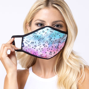 Melody 3-Layered Face Cover-PM0256