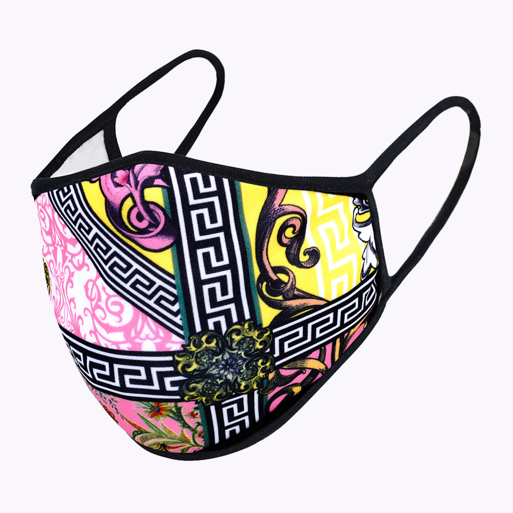 Load image into Gallery viewer, Multi Patterns Gift 3-Layered Face Mask-PM0076