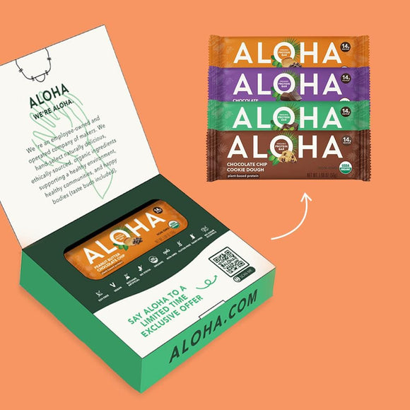 ALOHA Trial Pack (Only 1 per order, just pay shipping!)