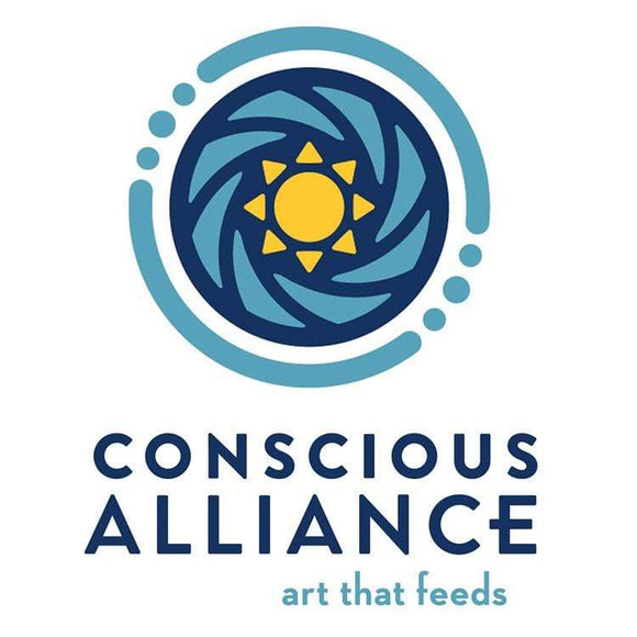 Join us in donating to Conscious Alliance
