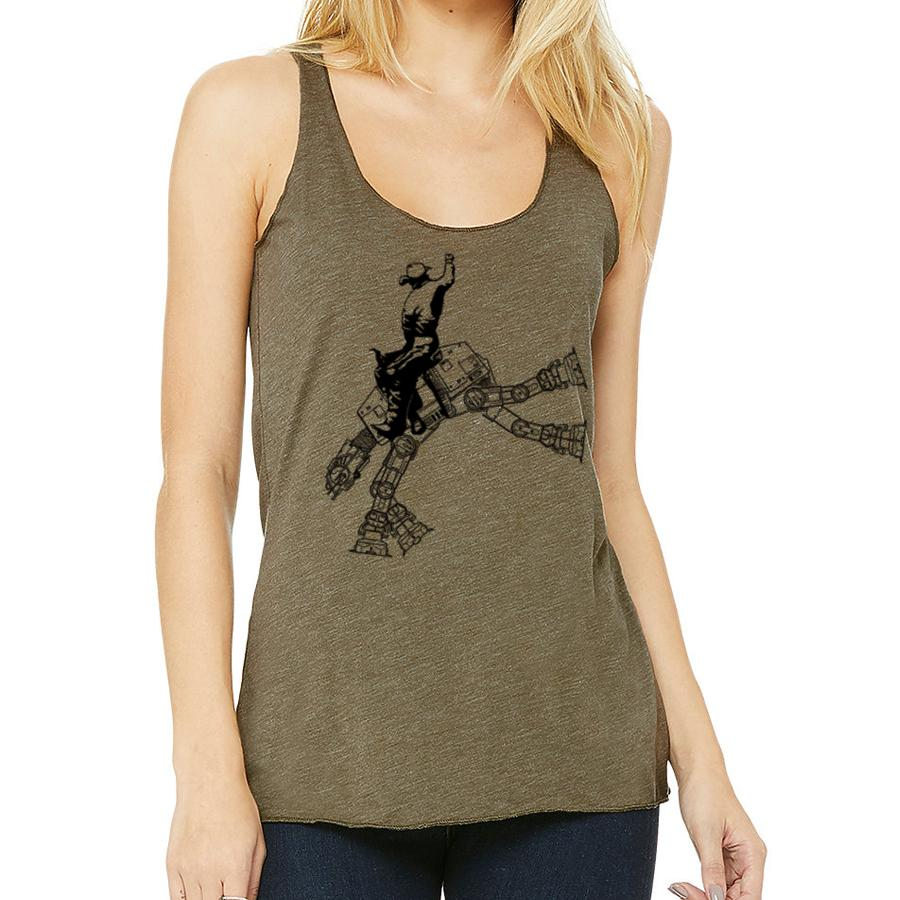 Star Wars Rodeo tank top