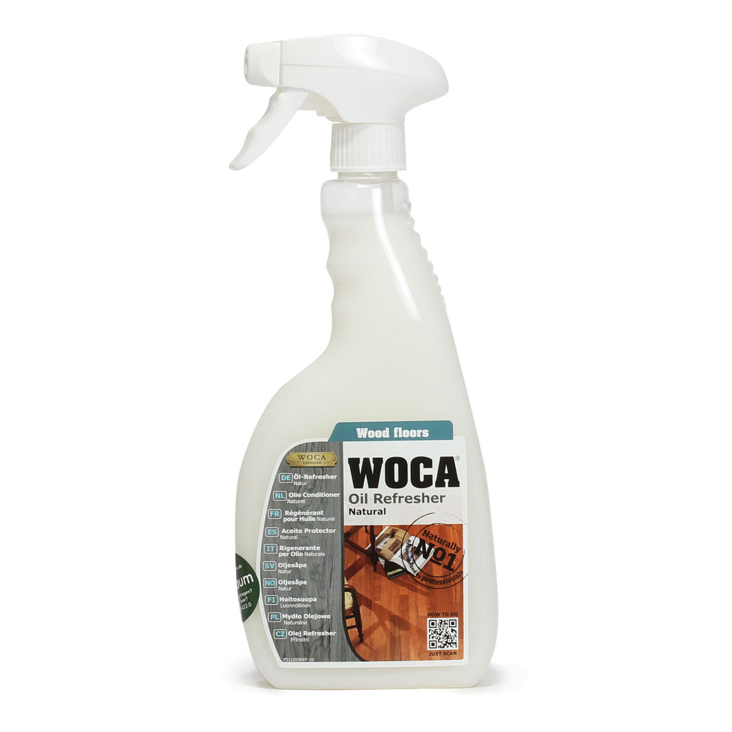 WOCA Ölrefresher Spray natur