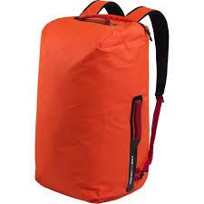 DUFFLE BAG 60L RED
