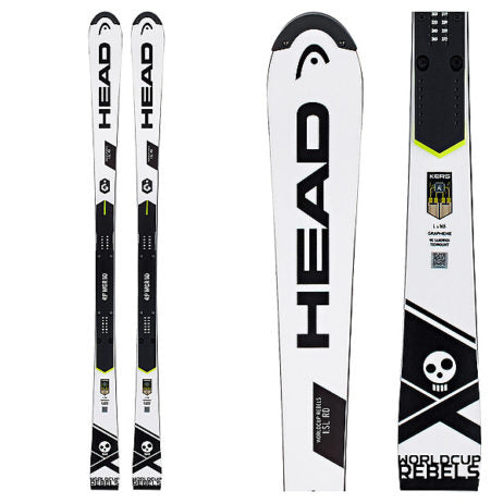HEAD WORLDCUP REBELS I.SL RD + FREEFLEX EVO 16 B85 2019