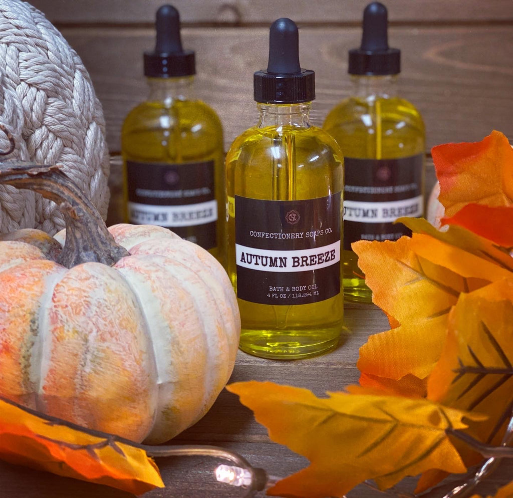 Autumn Breeze Bath and Body Oil