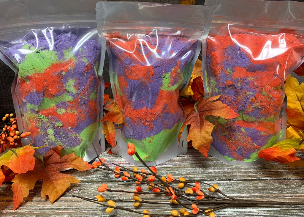 Berkshire County Foliage Bath Fizzie in a Bag