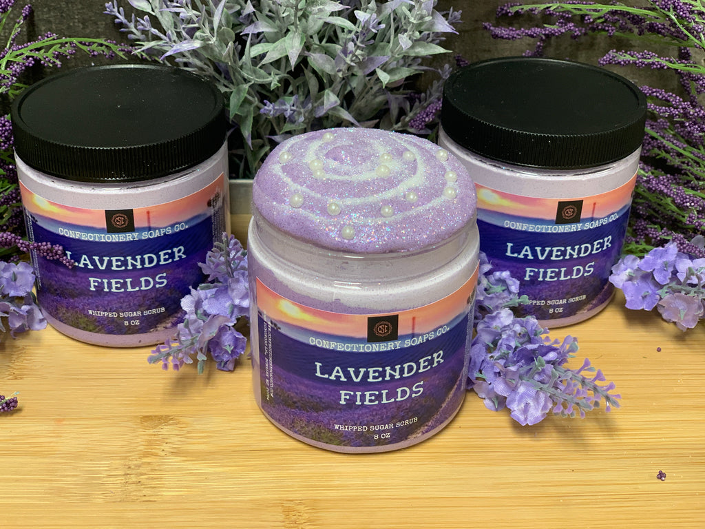 Lavender Fields (Whipped)
