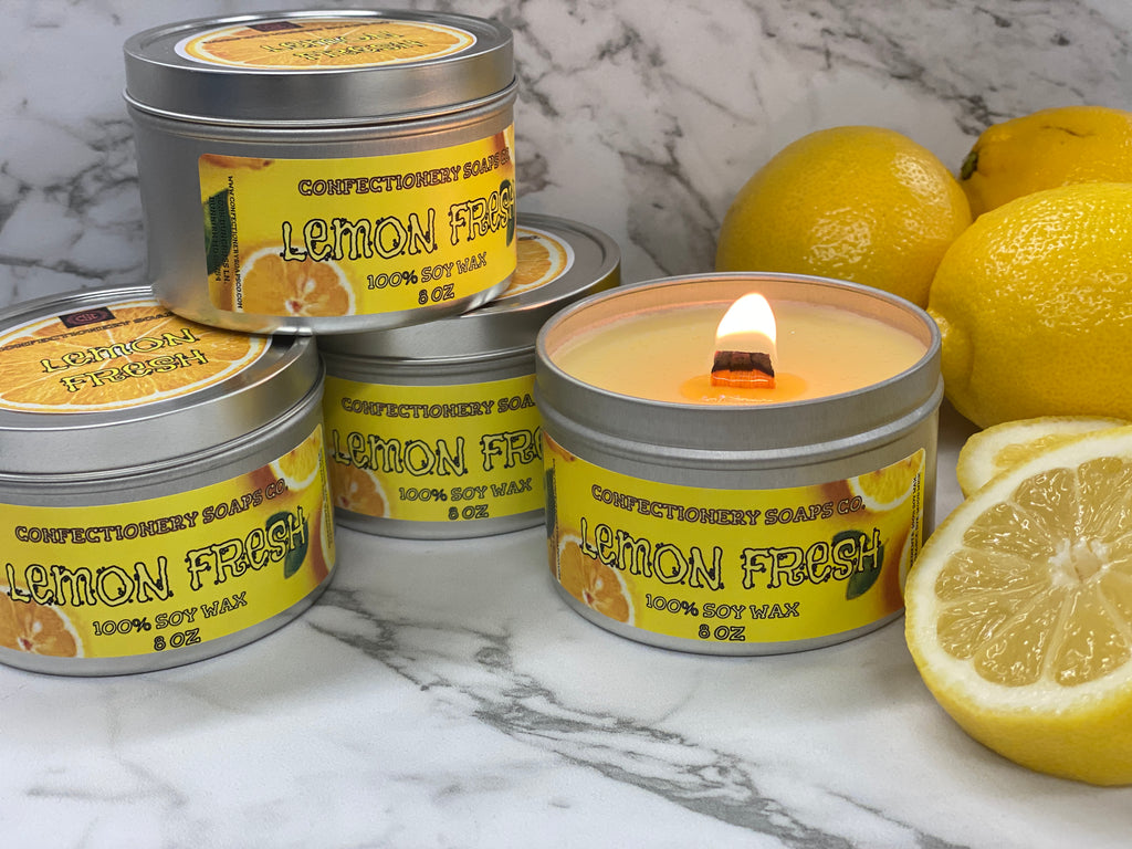Lemon Fresh Candle