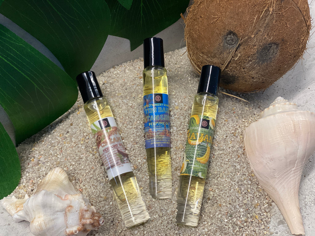 Scents of Summer Roller Ball Trio
