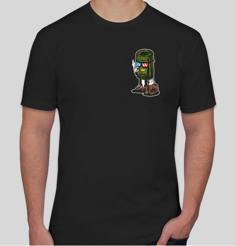 Mr. Dufflebag Bando T Shirt