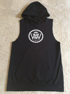 Tank Top Hoodie by WW Hustle Brand