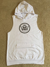 Load image into Gallery viewer, Tank Top Hoodie by WW Hustle Brand