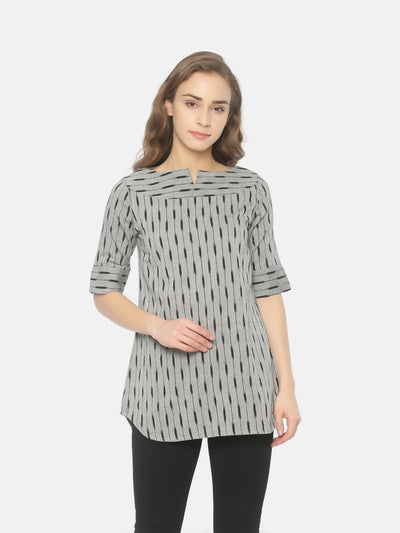 Basic Tunic - Grey - Studio Y