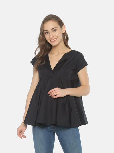 Umbrella Top Black - Studio Y