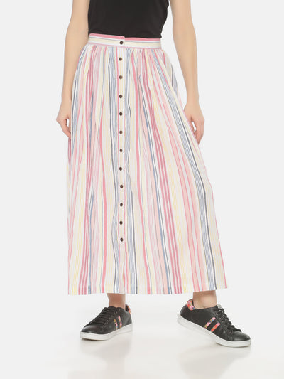 Striped Skirt - Studio Y