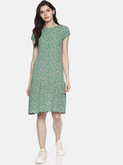 Floral Frill Dress - Studio Y