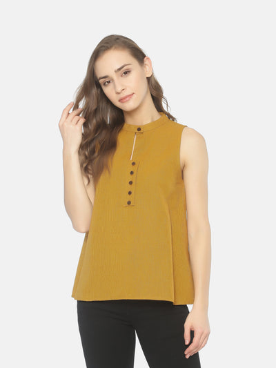 Neck Band Top - Studio Y