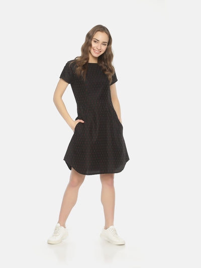 Bottom Pleat Dress - Studio Y