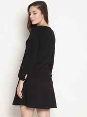 Skater Dress (Black) - Studio Y