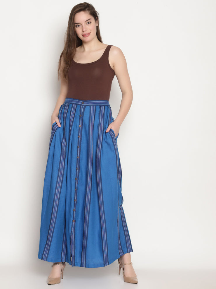 Box Pleat Skirt - Studio Y