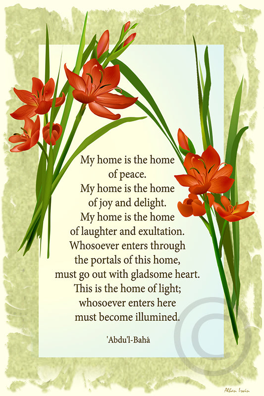 Home IS Card 1