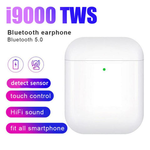 New i9000 TWS Wireless Earphone Air 2 With Reverse magnet Charging Case Bluetooth