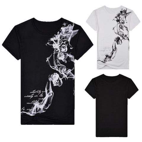 New style  Printed  tee