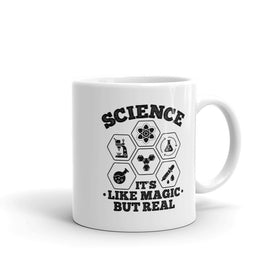 Science It's Like Magic But Real Mug
