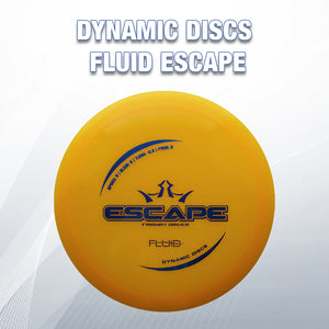 Dave's Bag - Dynamic Discs Fluid Escape