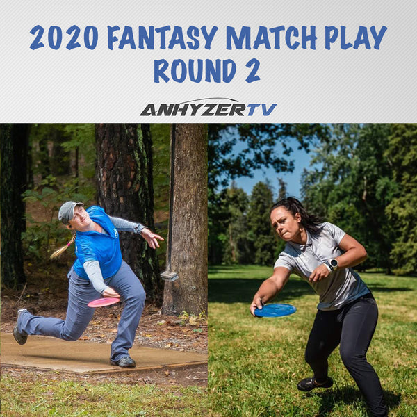 2020 Fantasy Match Play Bracket - FPO RD 2
