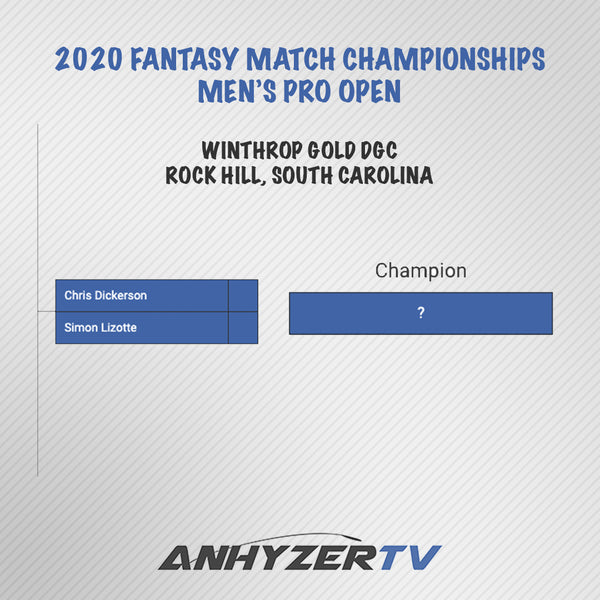 2020 Fantasy Match Play - MPO Finals