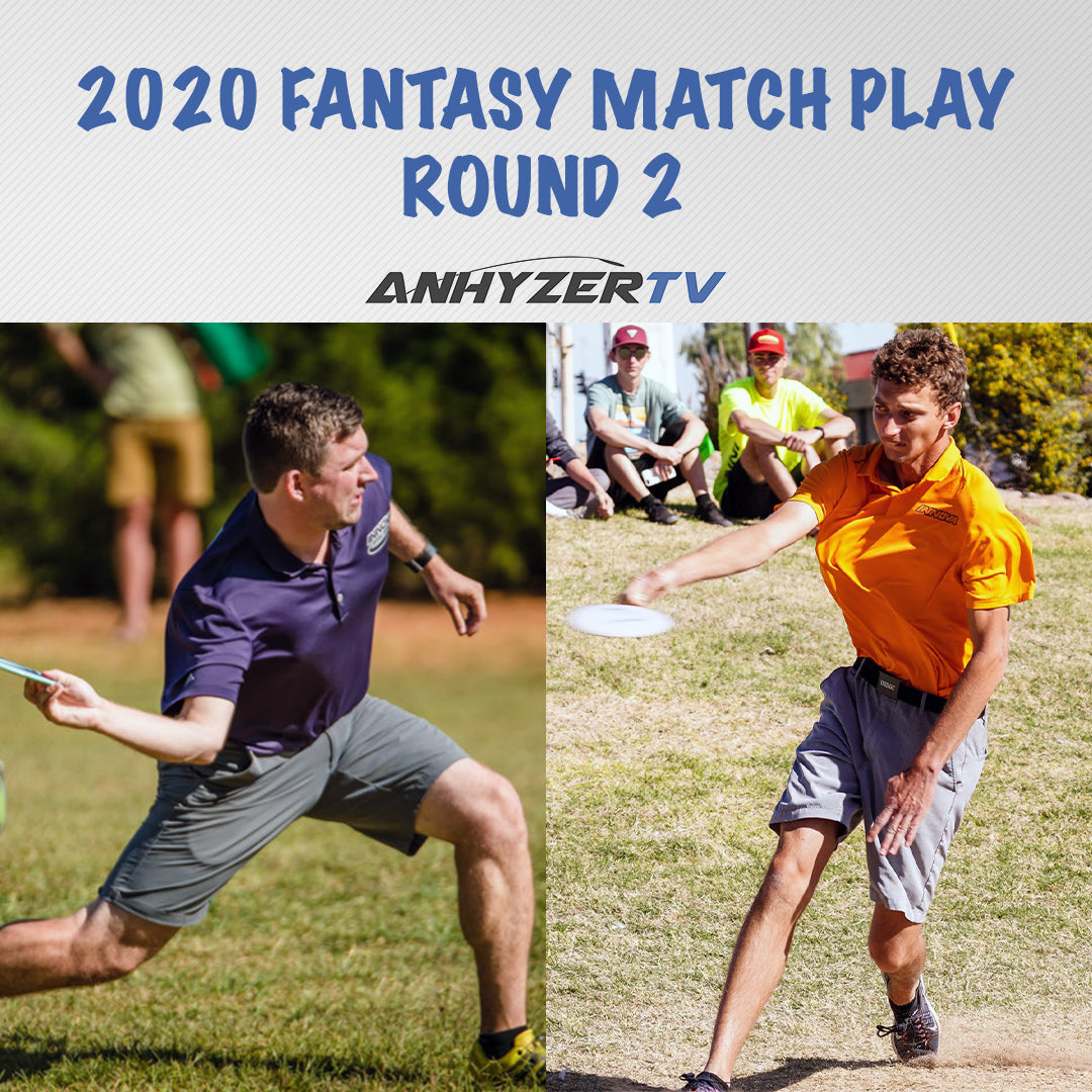 2020 Fantasy Match Play Bracket - MPO RD 2