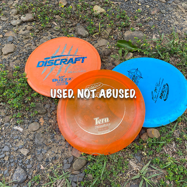 Where Are You Getting These Discs?
