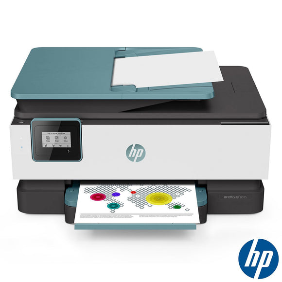 HP OfficeJet 8015 All In One Wireless Printer - YaamiFashion