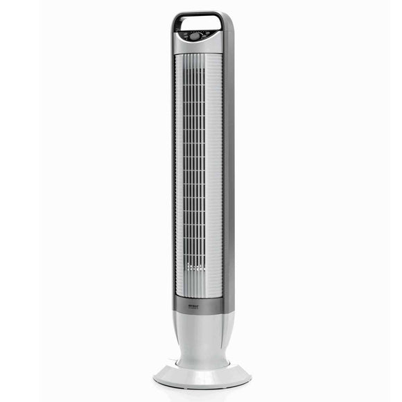 Seville Ultra Slimline Tilt Tower Fan, EHF10202UK - YaamiFashion