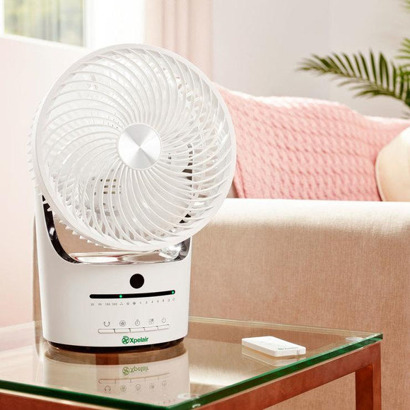 Dimplex Xpelair Cooling Desk Fan White, XP360CF - YaamiFashion