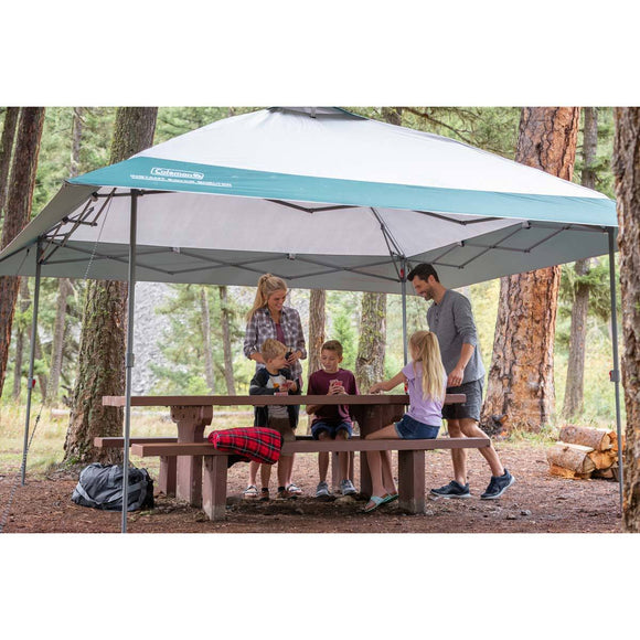 Coleman 13 x 13ft 3.9 x 3.9 m Instant Eaved Shelter - YaamiFashion