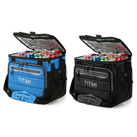 Titan Deep Freeze® 40 Can Collapsible Cooler in 2 Colours - YaamiFashion